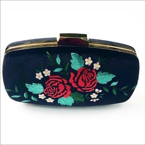 Pink Haley Bags - Stunning Clutch For Evening Out